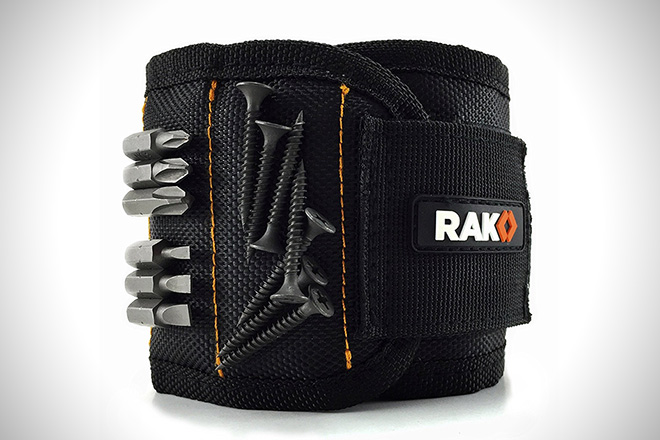 58e21498fa32b ... 30 best gifts for men under  30 that will warm the heart without having  to spend too much cold hard cash. RAK Magnetic Wristband
