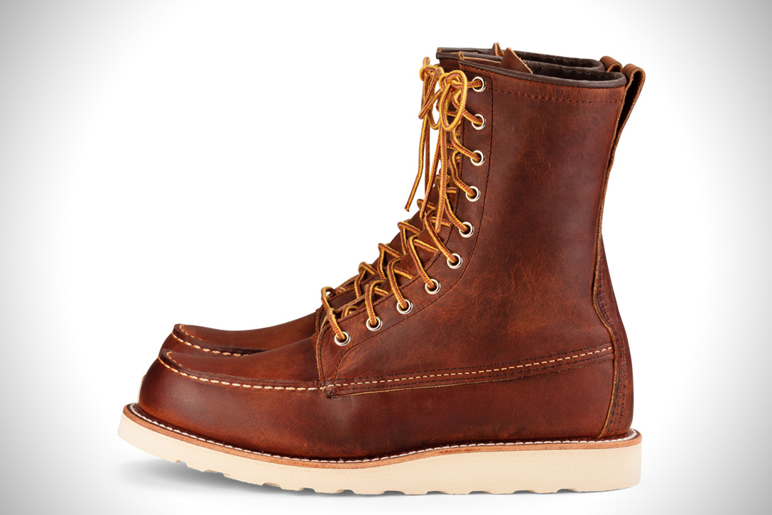 Red Wing Heritage 8830 Work Boots Hiconsumption