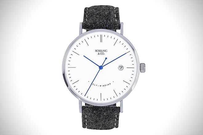 Rossling and Co Glencoe Timeless Automatic Watch