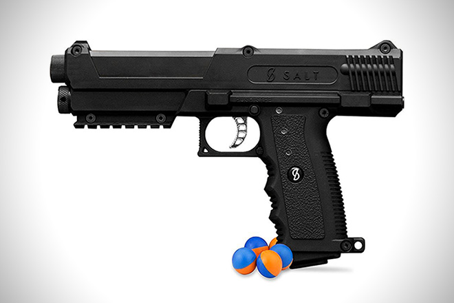 Salt Long Range Pepper Spray Gun