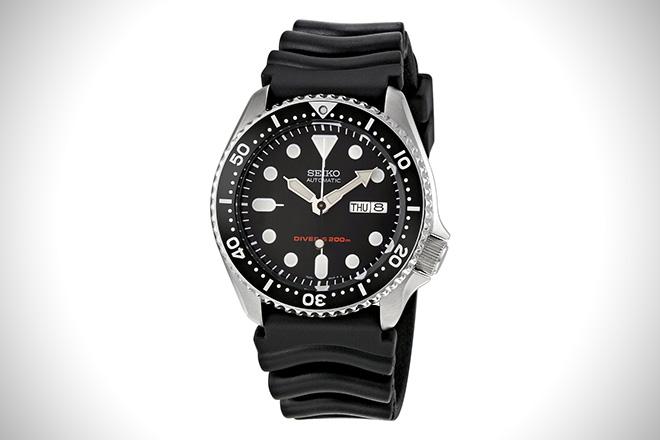 Seiko SKX007K Diver Automatic Watch
