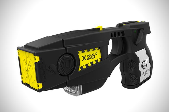 TASER X26C Stun Gun