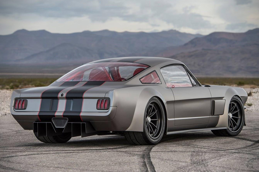 Timeless Kustoms Vicious 1965 Ford Mustang 05