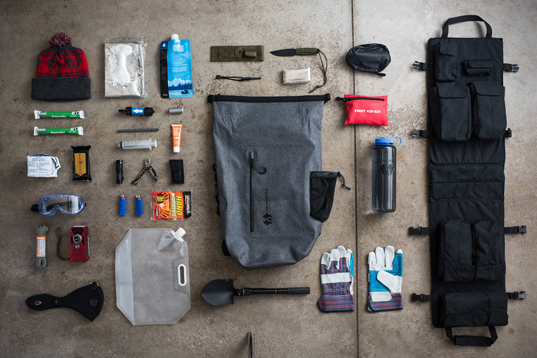 Uncharted Supply Co Seventy2 Survival Kit Hiconsumption