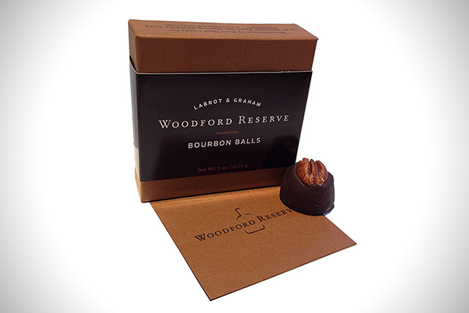 Woodford Reserve Bourbon Ball Candy