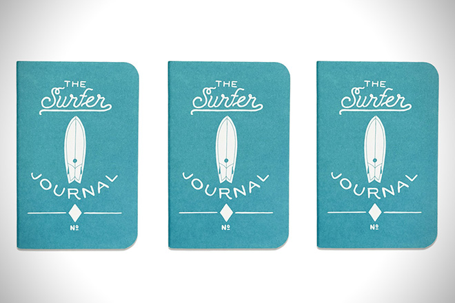 Word Notebooks The Surfer Journal