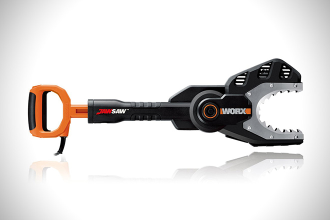 Worx electric jaw saw