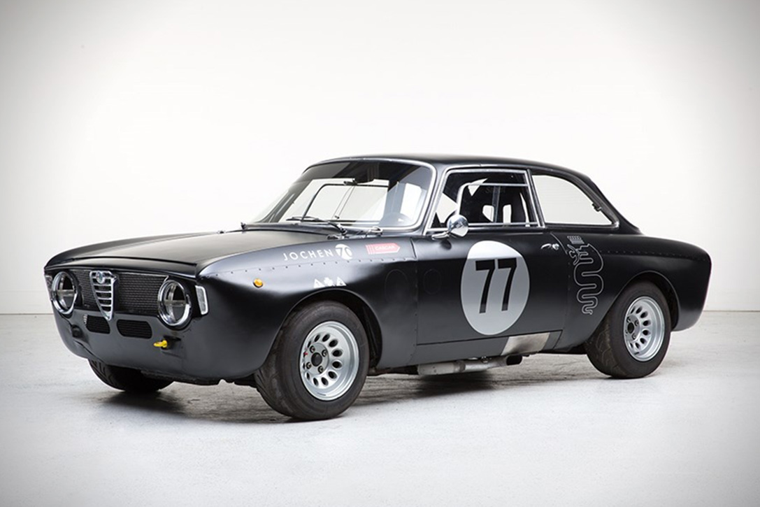 Auction Block: 1971 Alfa Romeo Giulia Sprint GTV