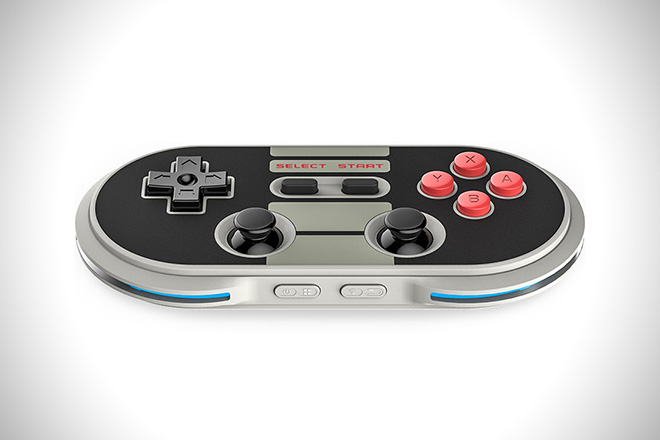 8bitdo Crissaegrim NES30 Pro