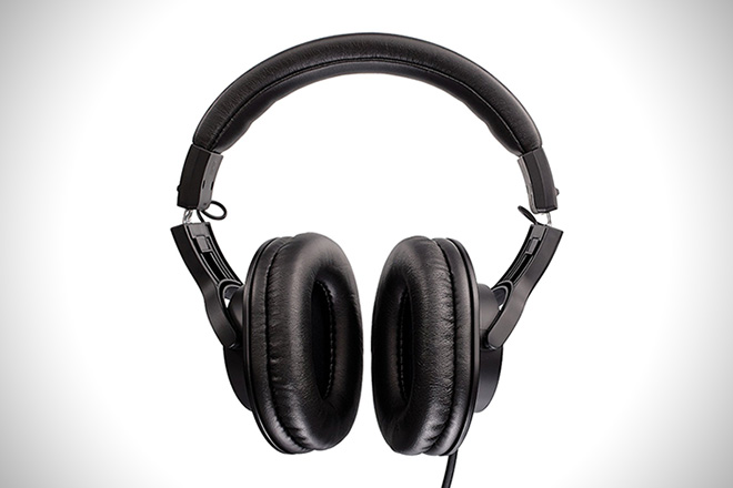 Audio Technica Professional Headphones