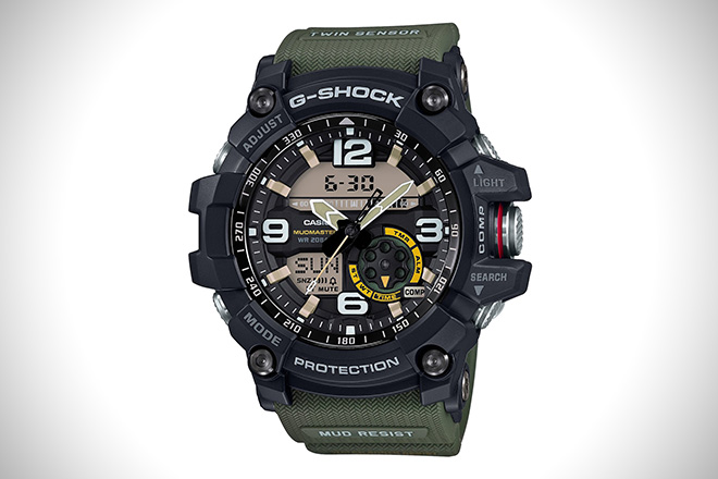 Casio G-Shock Master of G Mudmaster Watch