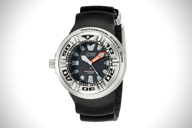 Citizen Eco Drive Diver Sport Watch