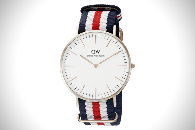Daniel Wellington Analog Quartz Canterbury Watch