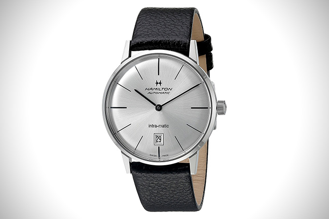 Hamilton Intra-Matic Watch