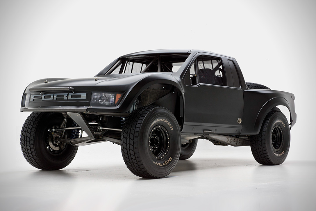 Ford Raptor Inside >> Jimco Spec Trophy Truck | HiConsumption
