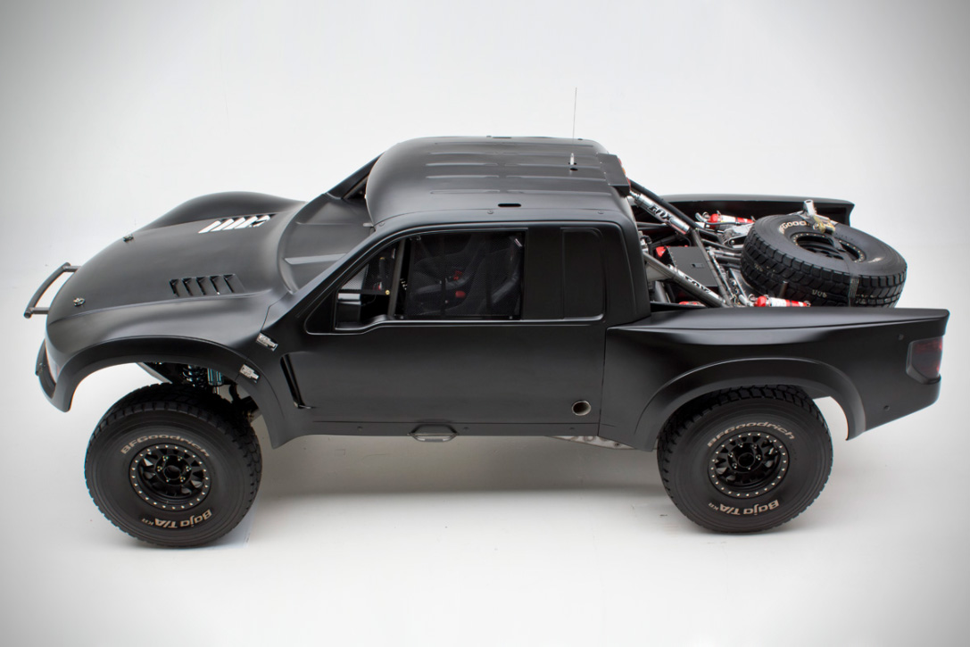 Ford Trucks 2016 >> Jimco Spec Trophy Truck | HiConsumption