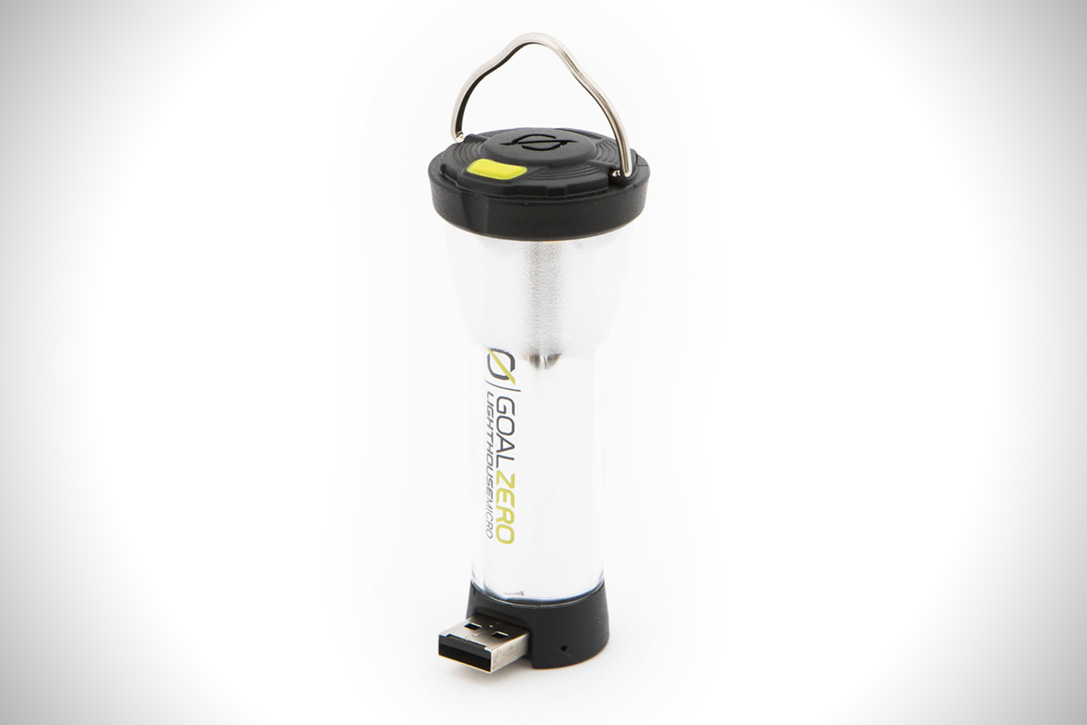 Lighthouse Micro USB Rechargeable Lantern 1