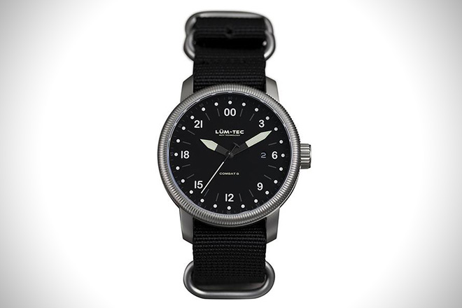 Lum-Tec Combat B28 Military 24H Watch