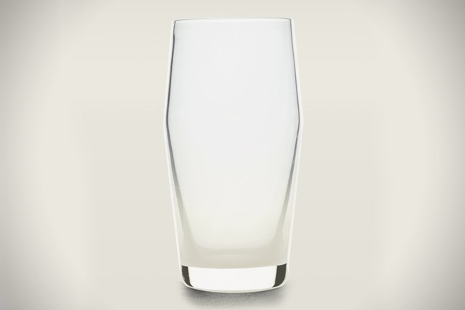Mazama Pint Glass