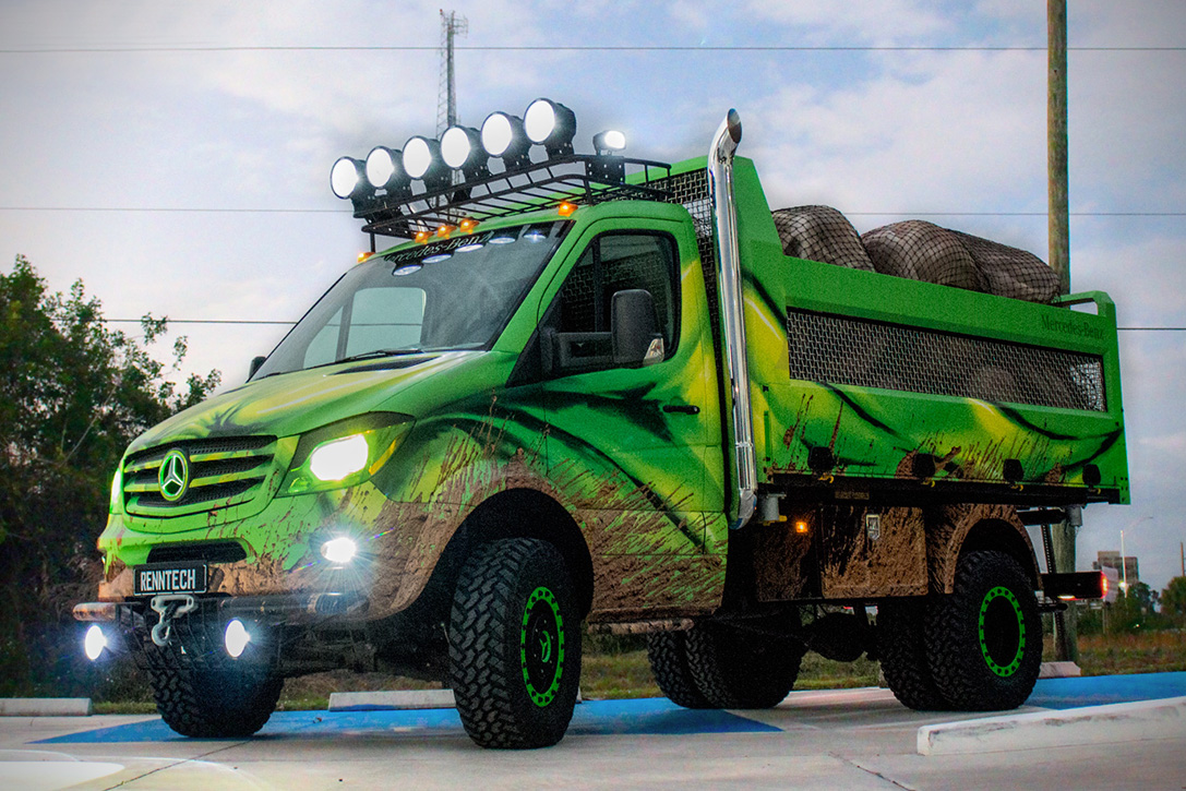 Mercedes-Benz Sprinter Extreme 3