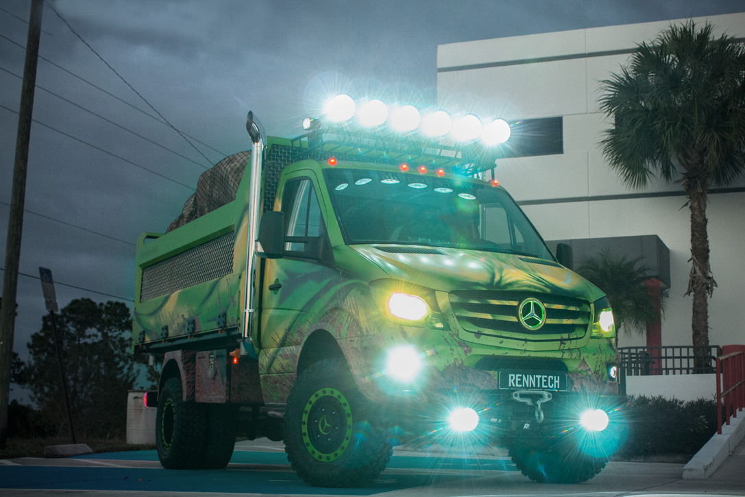 Mercedes-Benz Sprinter Extreme 4