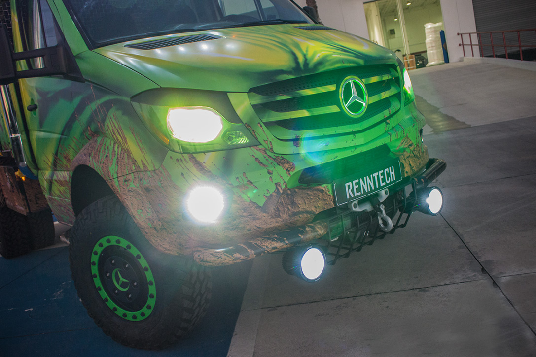 Mercedes-Benz Sprinter Extreme 5