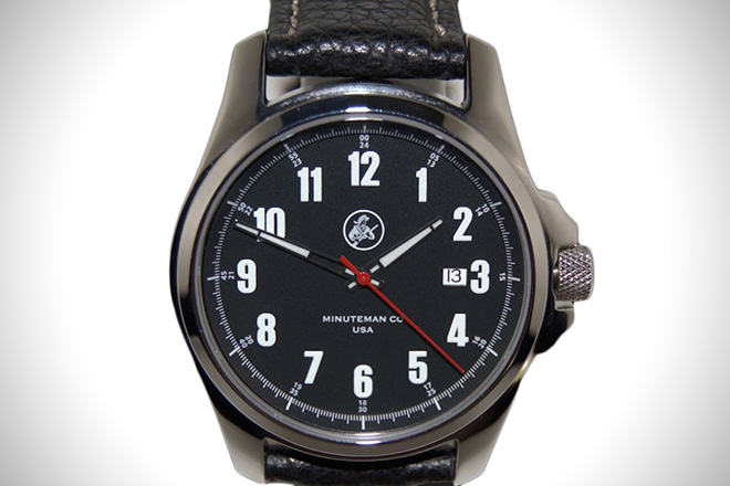Minuteman MM01 Wrist Watch