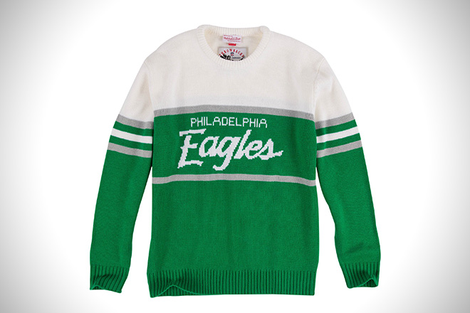 Mitchell And Ness Classic Authentic NFL Sweaters