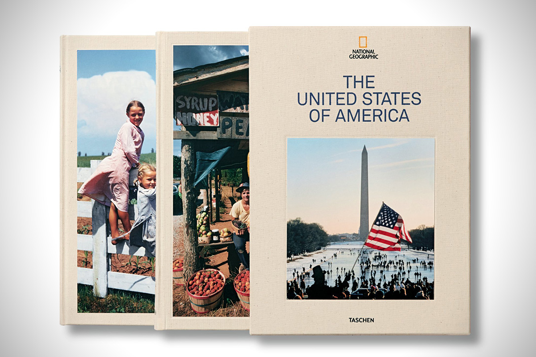 National Geographic The United States Of America