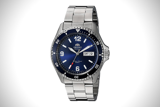 Orient Mako II Automatic Diving Watch