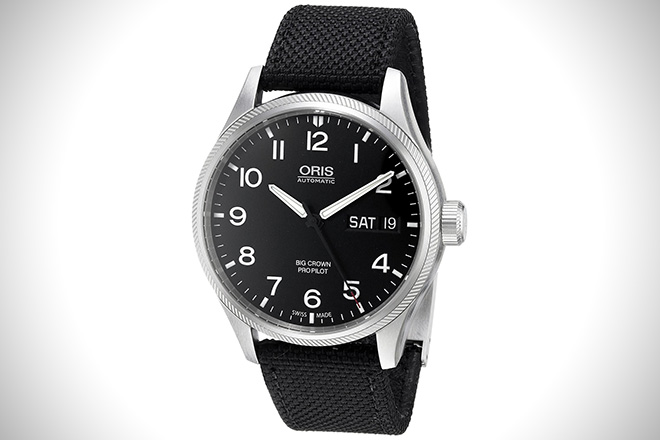 Oris Big Crown Automatic Watch