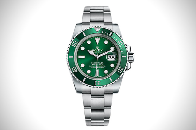 Rolex Perpetual Submariner Diver's Watch