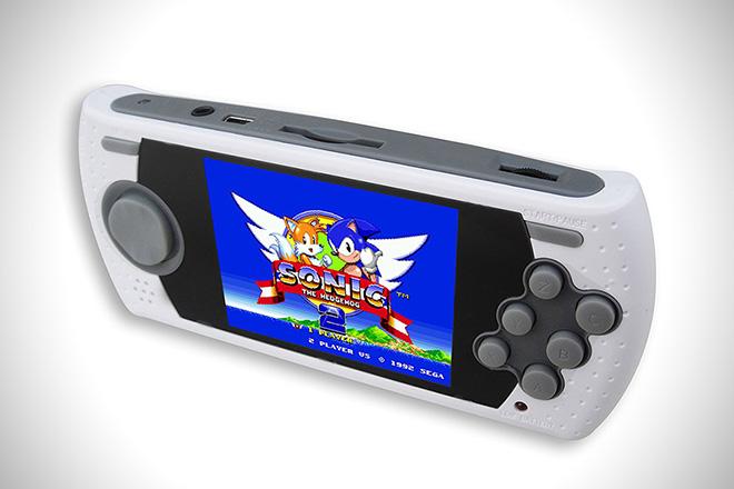 Sega Mega Drive Ultimage Portable Game Player