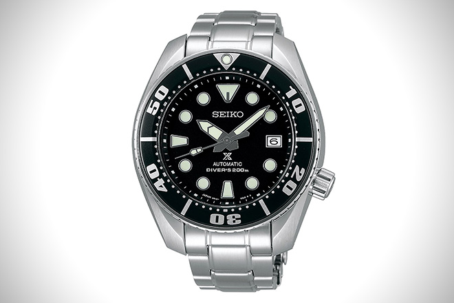 Seiko Prospex SBDC031 Dive Watch