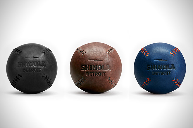 Shinola Baseball