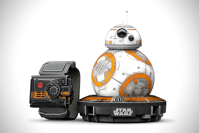 Sphero Star Wars BB 8 With Force Band