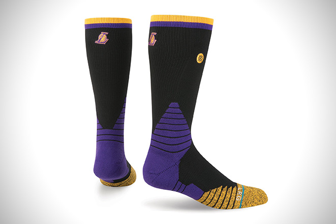 Stance NBA Official On Court Socks
