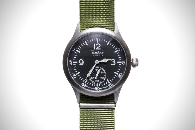 Techne 245 Merlin Watch
