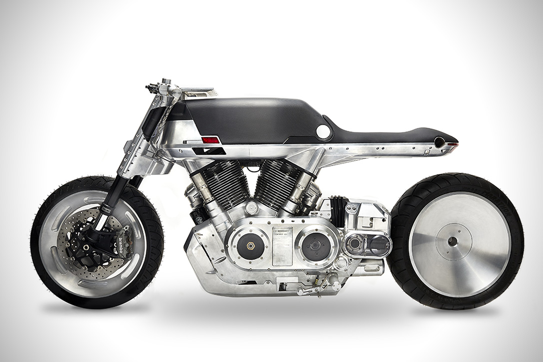 The Roadster by Vanguard Motorcycles 1