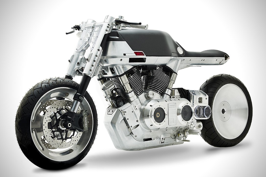 The Roadster by Vanguard Motorcycles 4