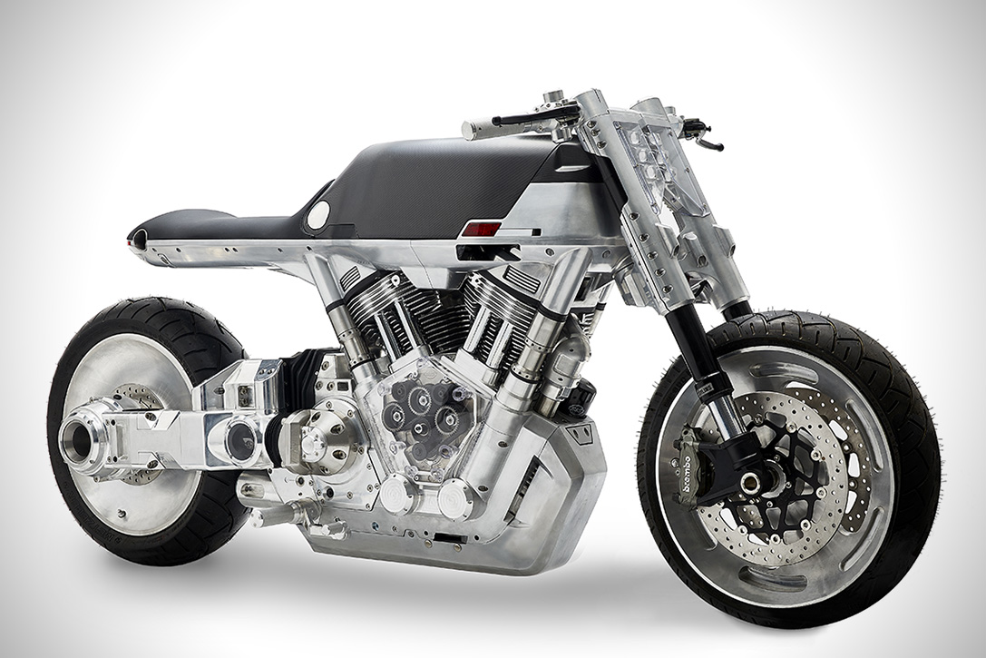 The Roadster by Vanguard Motorcycles 6