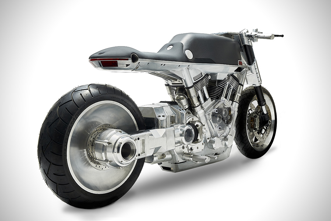 The Roadster by Vanguard Motorcycles 8