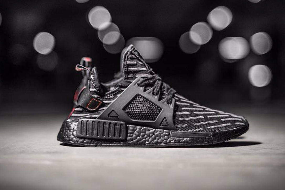 new product aeefe 8f03f adidas NMD XR1 Triple Black | HiConsumption