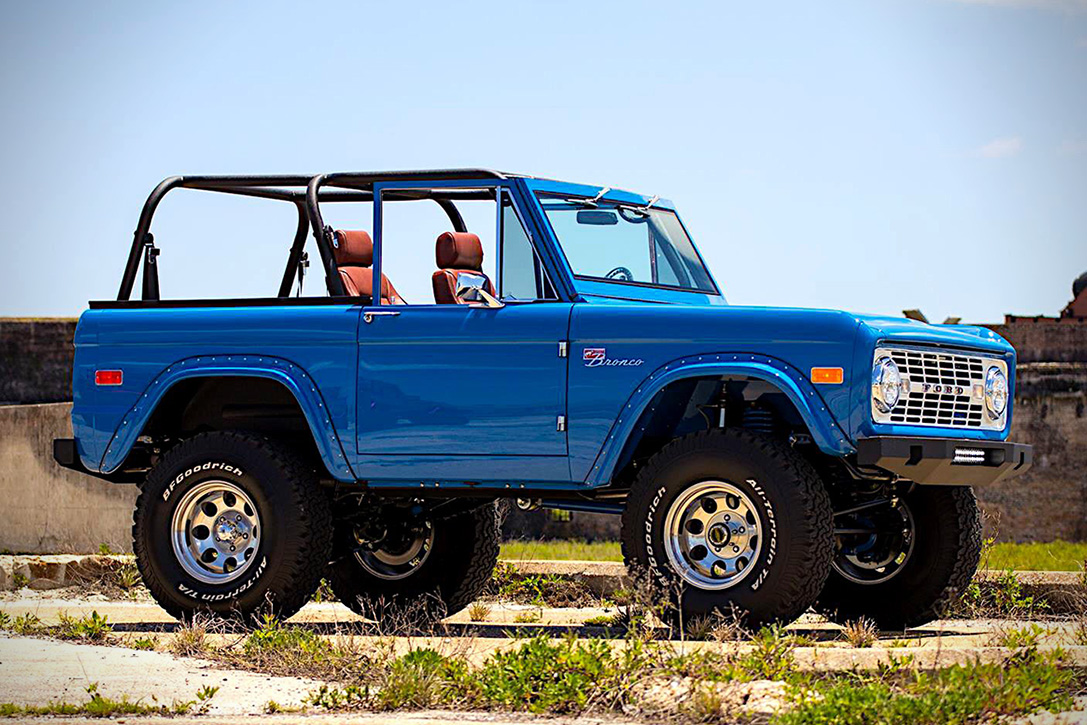 Auction Block: 1976 Ford Bronco