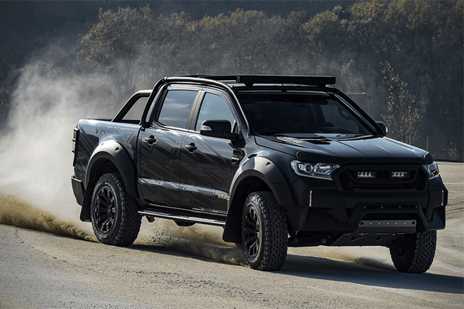 Ford Ranger 2017 Modified >> Ford Ranger VR46 Edition | HiConsumption