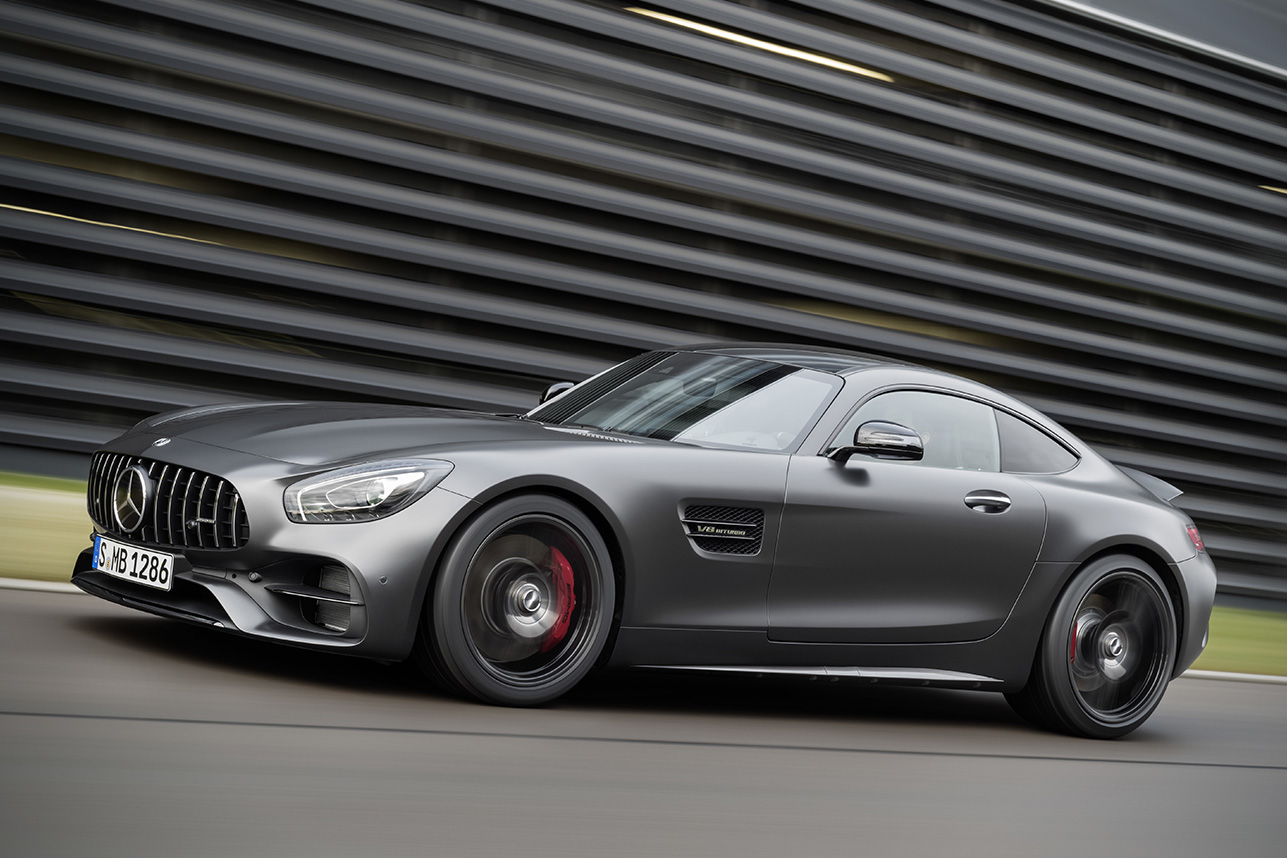 2018 Mercedes Amg Gt C Coupe Edition 50