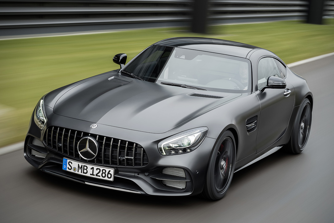 2018 Mercedes-AMG GT C Coupe Edition 50 | HiConsumption