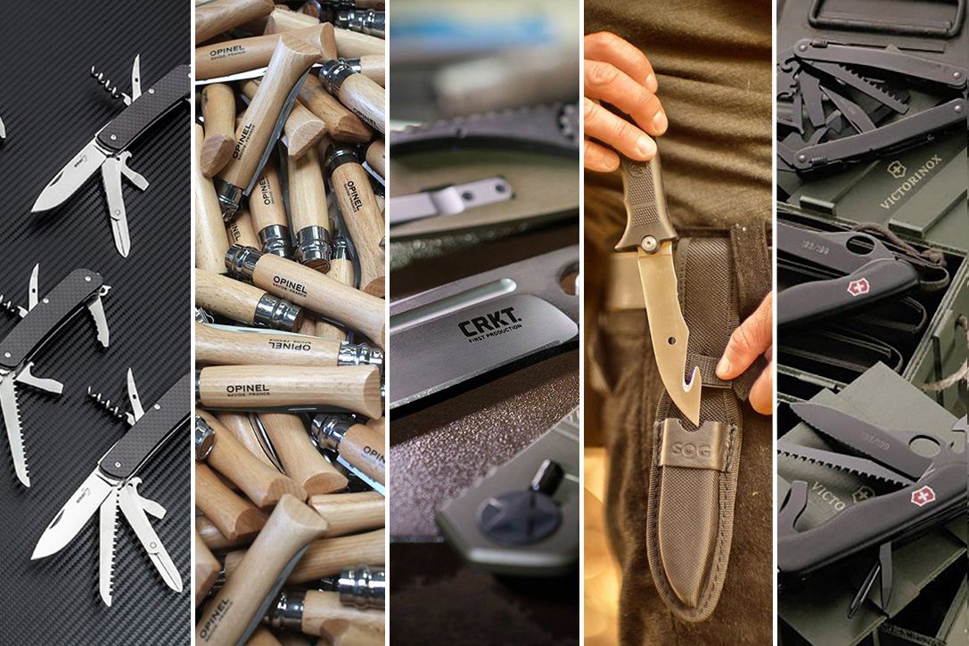 Making The Cut: 15 Best Pocket Knife Brands