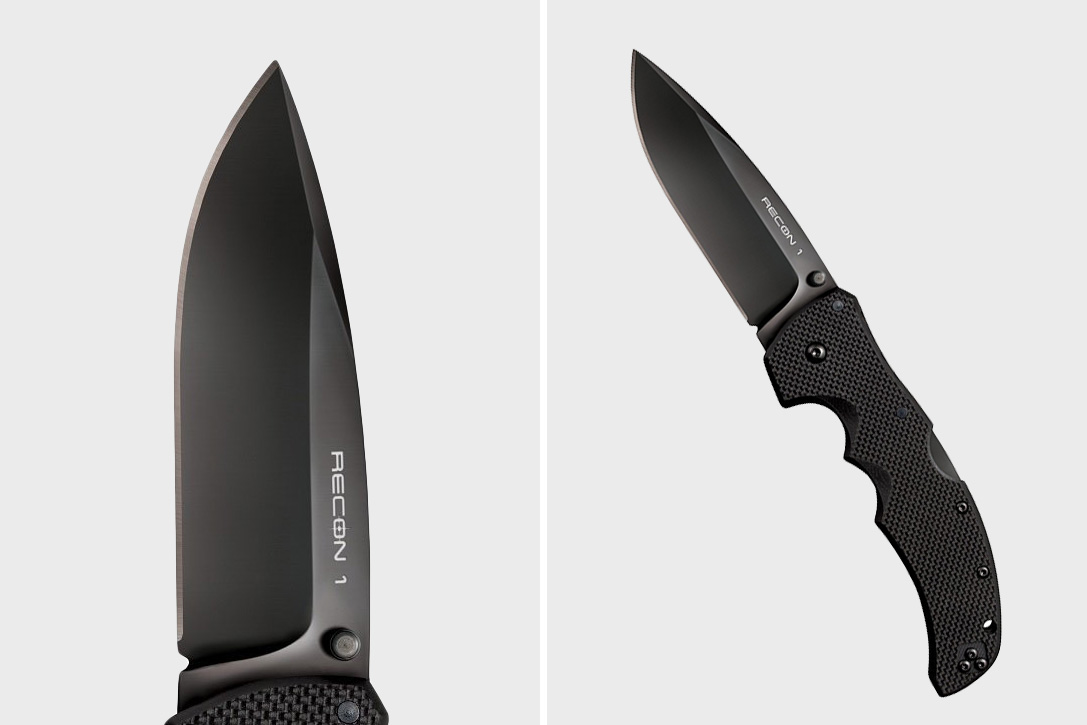 The Ultimate Guide To Pocket Knife Blade Shapes | HiConsumption