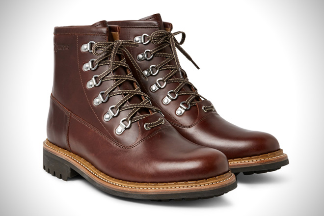 Grenson Justin Panelled Boots
